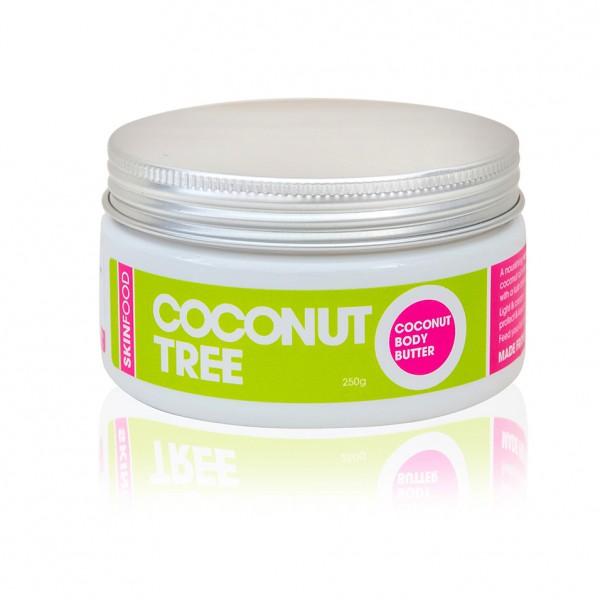 coconut oil balm
