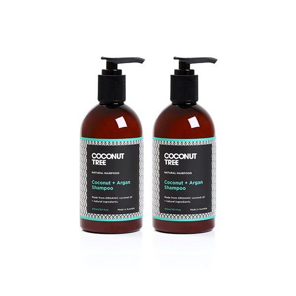 Coconut & Argan Shampoo
