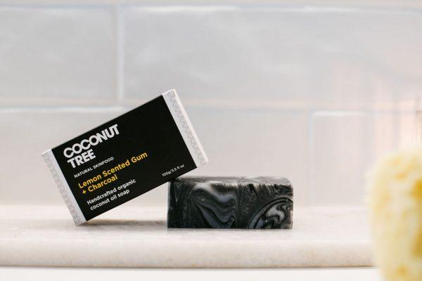 soap on basin