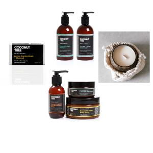 Coconut Tree Self Care Kit